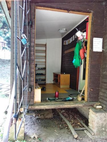 Opravy klubovny
