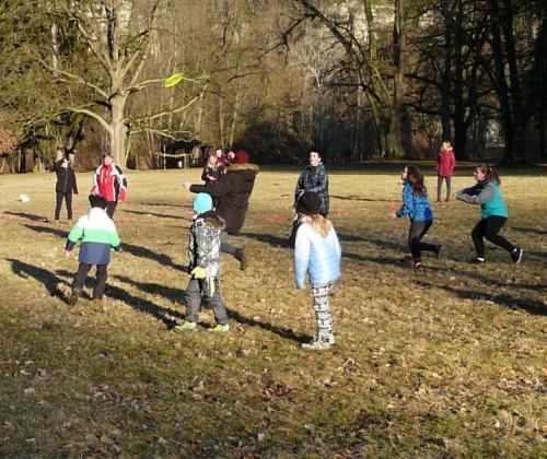 Hry ve slunečných Pelinách