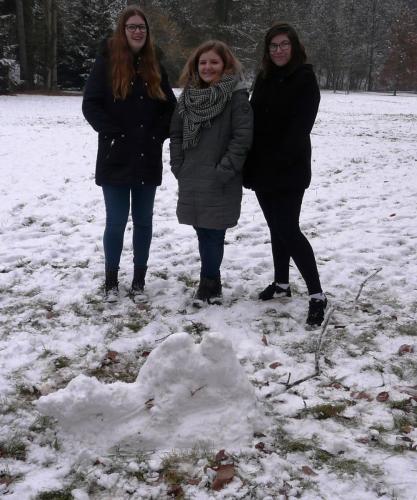 Sněhová schůzka
